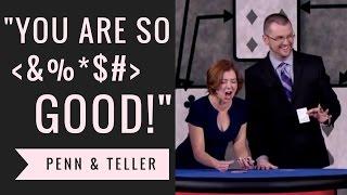 Penn & Teller: Fool Us // Indianapolis Magician Caleb Wiles