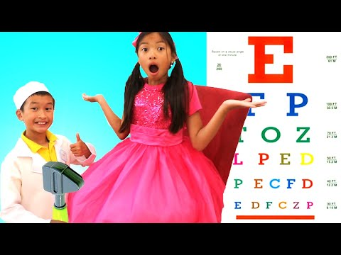 Doctor Checkup Song | Wendy Pretend Play Nursery Rhymes & Kids Songs