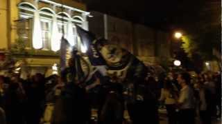 preview picture of video 'Chelsea: Champions League Winners, Fulham Road Celebrations.'