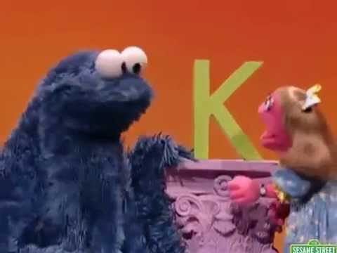Sesame Street Kermit Draws The Letter K Hd Videos Download in 3gp Mp4