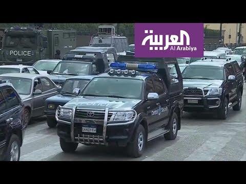 العرب اليوم - شاهد: استنفار أمني في مصر لتأمين الميلاد ورأس السنة