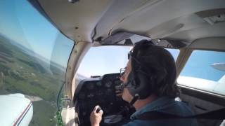 Flying the C310 first takeoff 25 March 2016