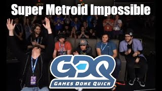 AGDQ 2020 Finale - Super Metroid Impossible -