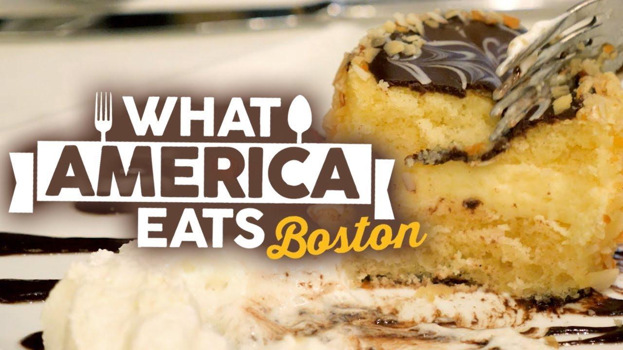 What America Eats - Boston