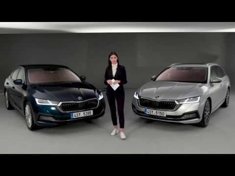 Der neue ŠKODA OCTAVIA - Motorisierungen