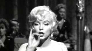"""Marilyn Monroe - I Wanna Be Loved By You (Soundtrack """"Some Like It Hot"""")"""