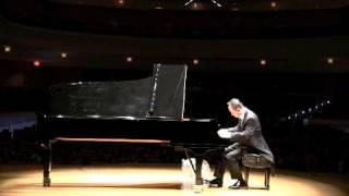 Rueibin Chen 陳瑞斌 Plays Tchaikovsky's 1st Piano Concerto, piano solo (arr. Grainger)