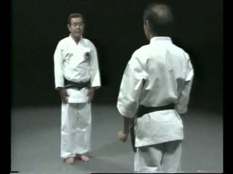 Hironori Otsuka – Wado-Ryu Karate