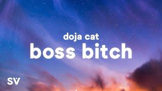 Doja Cat - Boss Bitch (Lyrics) - YouTube
