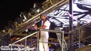 Se me chamar eu vou + Saia rodada - Chiclete no Pré-Caju 2013 (Full HD)