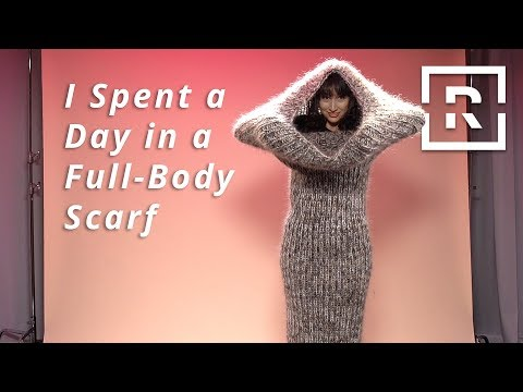 Full-Body Scarf Review | Unboxed | Racked