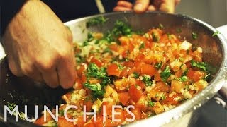 MUNCHIES: Chef's Night Out with Matt Orlando