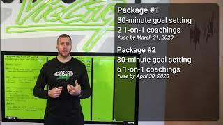 Goals/PT Packages