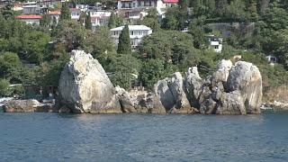 Морская прогулка вдоль Южного берега Крыма