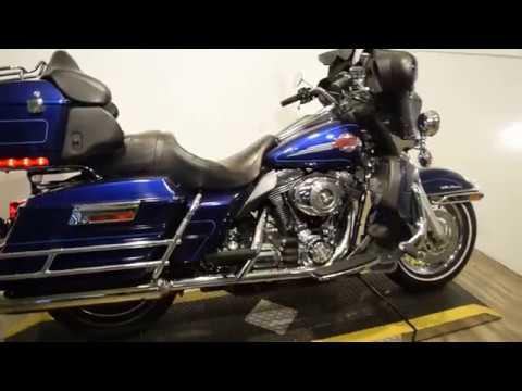 2007 Harley-Davidson Ultra Classic® Electra Glide® in Wauconda, Illinois
