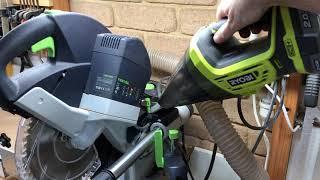 Ryobi R18HV Handheld Vacuum