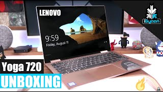 Lenovo Yoga 720 - 13 Inch Convertible Unboxing