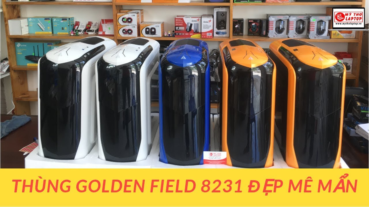 CASE GOLDEN FIELD 8231W - MID TOWER