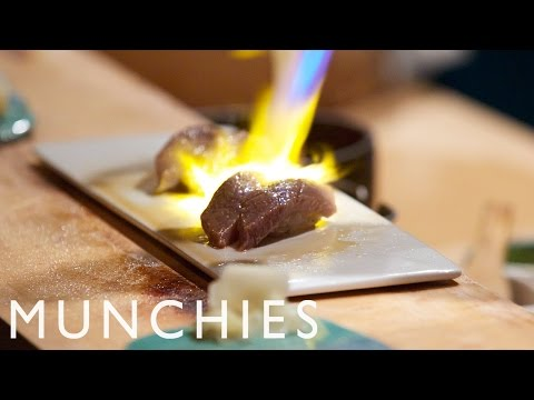 The Sushi Chef: John Daley