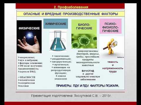Урок 2.6. Медицинские осмотры