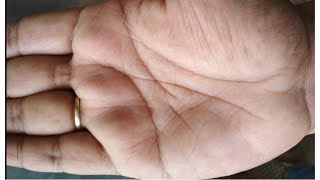 money triangle in palmistry in Hindi videos
