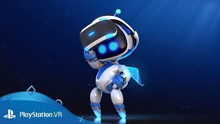 ASTRO BOT: Rescue Mission   Announcement Trailer   PlayStation VR - Video Youtube