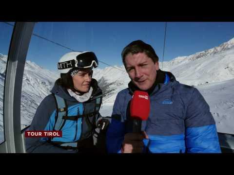 Tirol TV in Obergurgl-Hochgurgl