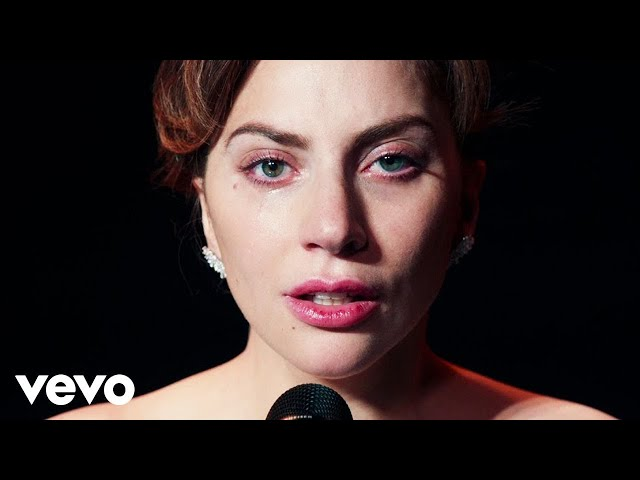 I'll Never Love Again (from A Star Is Born) (Official Music Video)