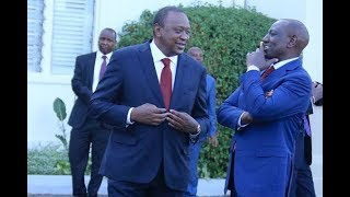 Deputy President William Ruto calls for unity in Jubilee Party and