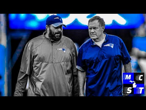 Former Detroit Lions HC Matt Patricia Getting Groom w/ Patriots to Replace Bill Belichick!!!
