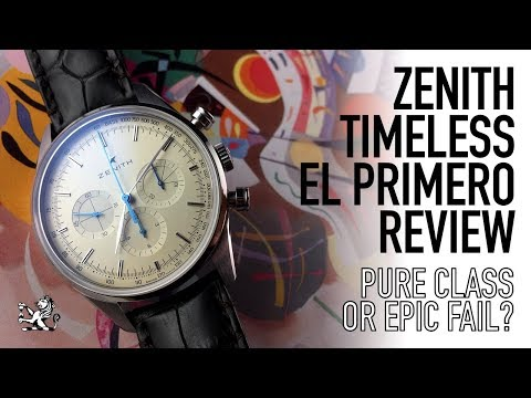The Most Underrated Iconic Watch Or An Epic Fail? – Zenith El Primero Timeless Chronomaster Review