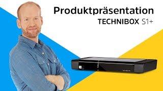 TECHNIBOX S1+ | HDTV-DigitalSat-Receiver mit Aufnahmefunktion | TechniSat