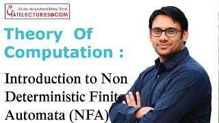 11 Introduction to Non Deterministic Finite Automata (NFA)