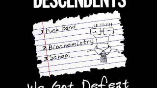 Descendents - We Got Defeat