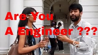 What People Think About Engineers || Awesome Replies || Engineers Funny Videos || Must Watch ||