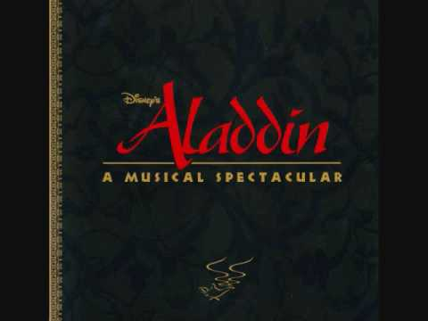 Prince Ali Lyrics - Aladdin musical