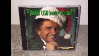 09. The First Noel - Johnny Cash - Country Christmas (Xmas)