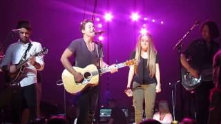 Danielle Bradbery and Hunter Hayes-Endless Summer