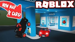 Huge Bloxburg Map Update New Cars Locations Roblox