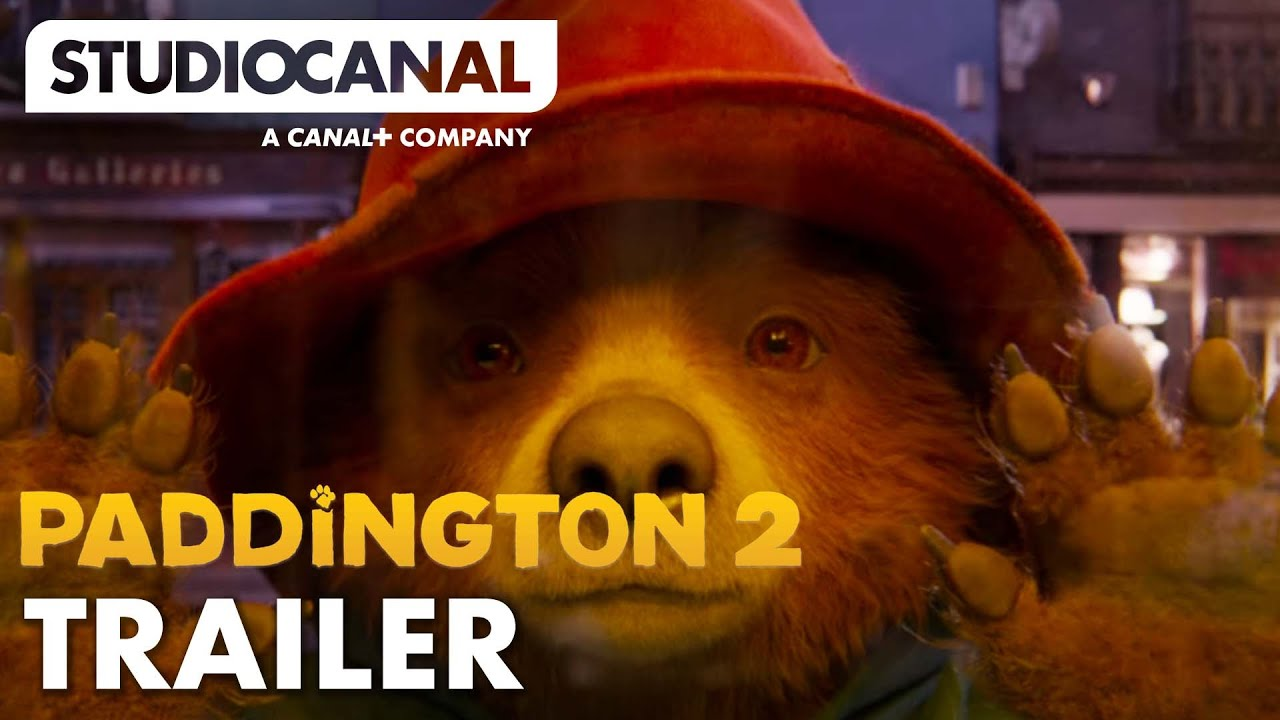 Paddington Bear™ on YouTube