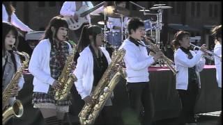 横浜消防出初式2012 横浜ブラスタコンサート
