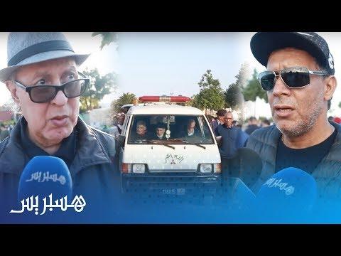 """جثمان المدرب الراحل مصطفى مديح يوراى الثرى بمقبرة """"الرحمة"""" في جنازة مهيبة"""