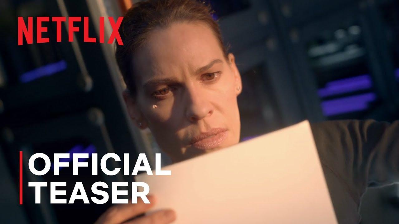 Хилари Суонк в тизере многосерийной космической драмы Netflix «Прочь»