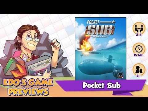 Edo's Pocket Sub Review (KS Review)