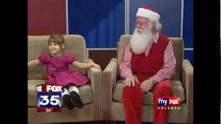 Gambar cover Kaitlyn Maher - 'Where Are You Christmas ?' on My Fox 35 Orlando (Song and interview)