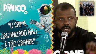 'Tropa de Elite' da vida real: Delegado Da Cunha fala sobre crime organizado no Brasil