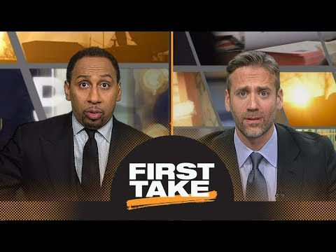 Stephen A. and Max debate who should sit atop the NFC   First Take   ESPN