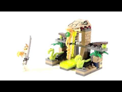 Vidéo LEGO Ninjago 9440 : Le tombeau des Venomari