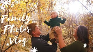 Good Place For Photos In Utah | Fall Family Photos| Photos With An 8 Month Old