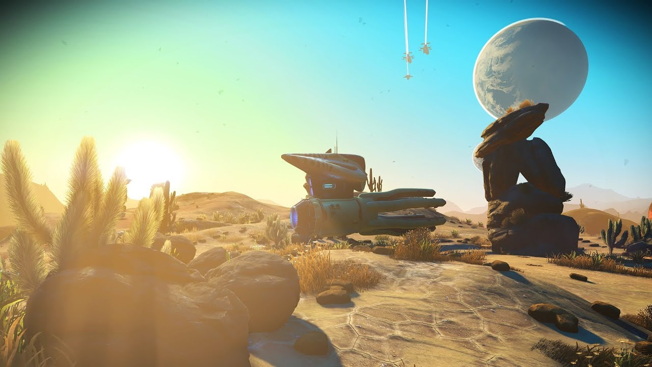 Image result for no man sky 720p